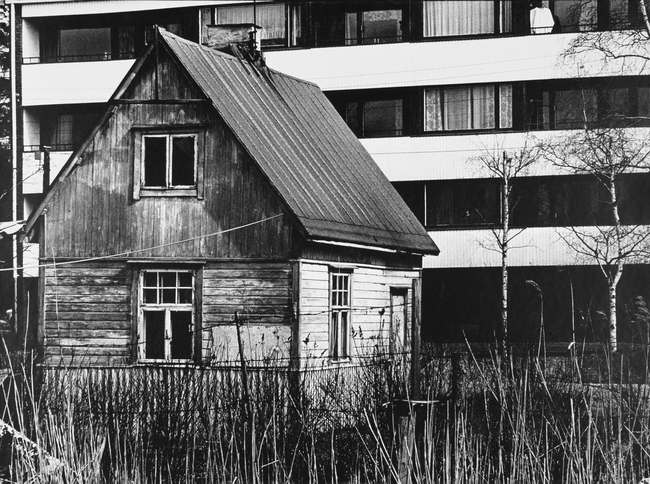 Caj Bremer: from the series Finnish Everyday Life (1971)